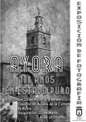 Ayora  «100 AÑOS EN ESTADO PURO»