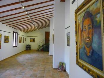 Inauguración en «La Escuela»