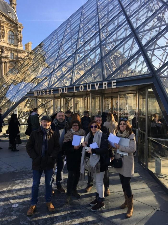 La Cambra viaja a París
