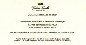 Exposición Homenaje a José Segrelles